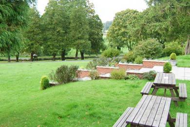 Arden House Hotel Gardens